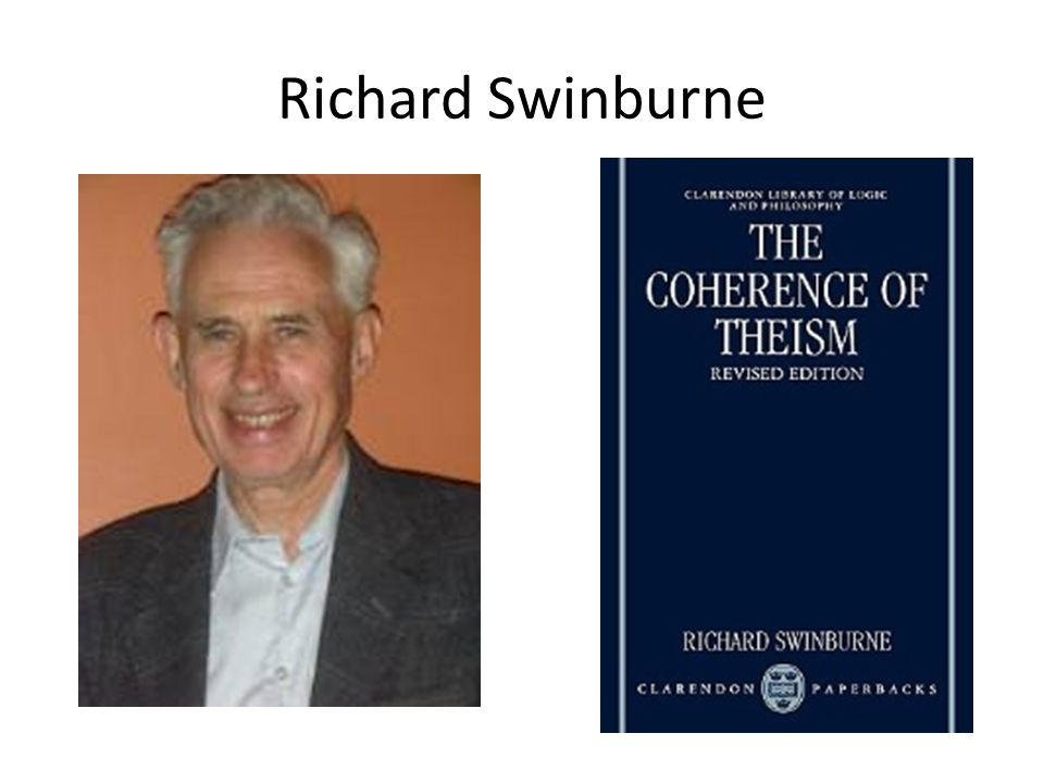Richard Swinburne