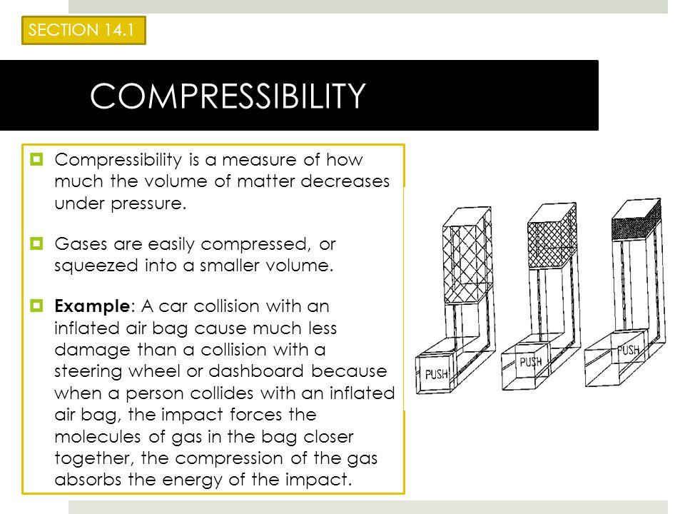 compressibility chemistry. 3 compressibility  compressibility chemistry
