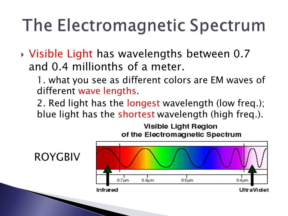 comparative study of visible light spectra A comparative study and analysis on li-fi and wi-fi comparative study / visible light spectrum has 10,000 times broad.