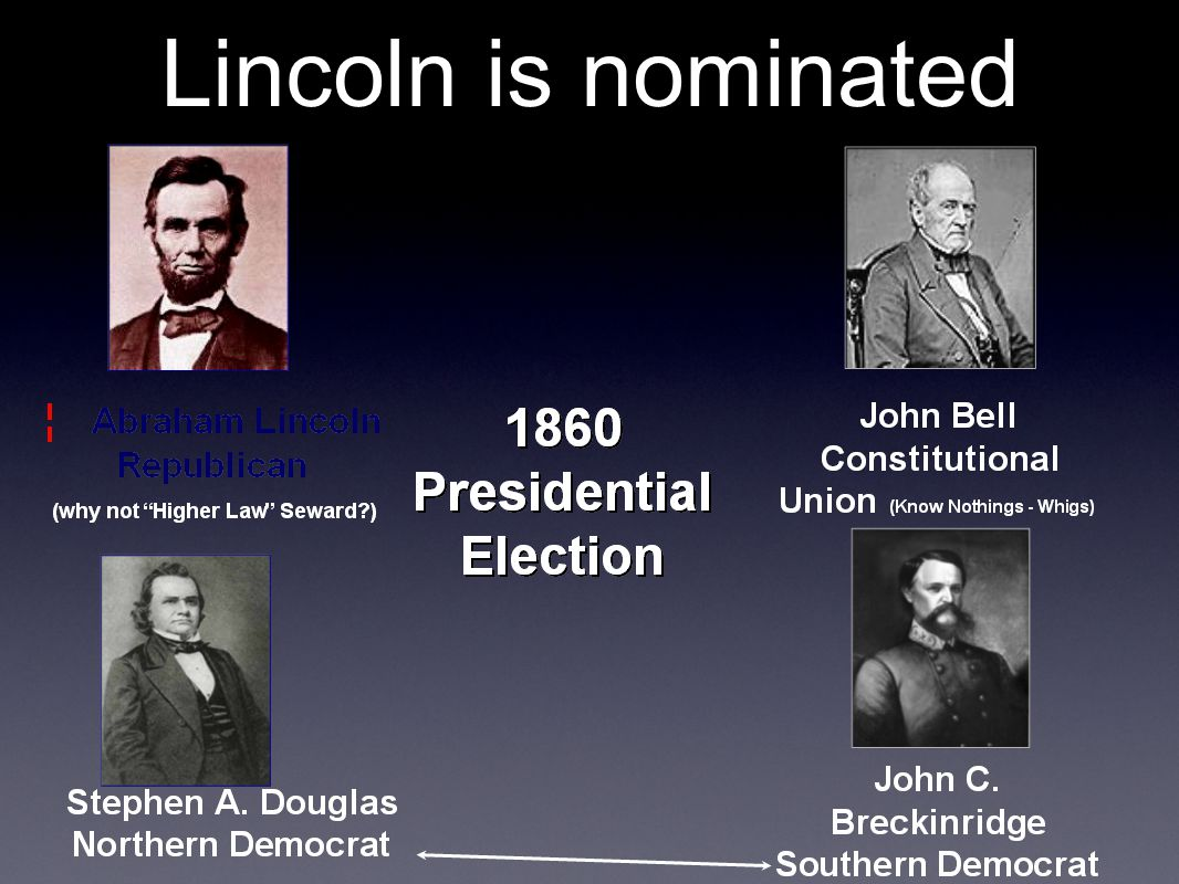 Lincoln is nominated