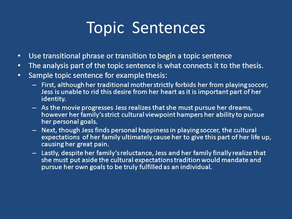 what sentence is the thesis Is a complete sentence that contains the main idea and your opinion the thesis will provide the road map for the entire essay.