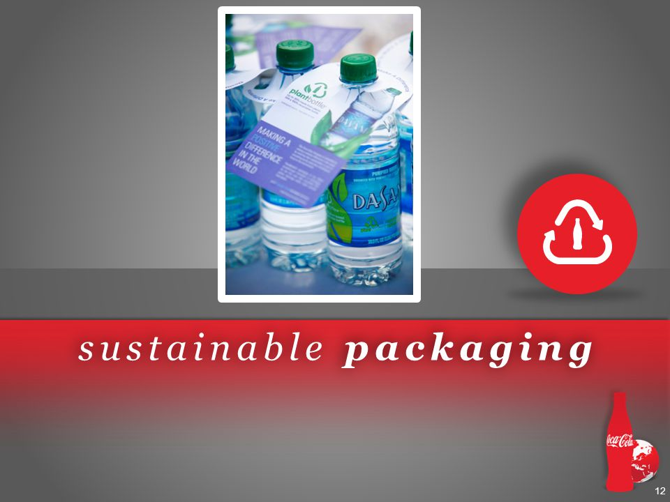 12 sustainable packaging