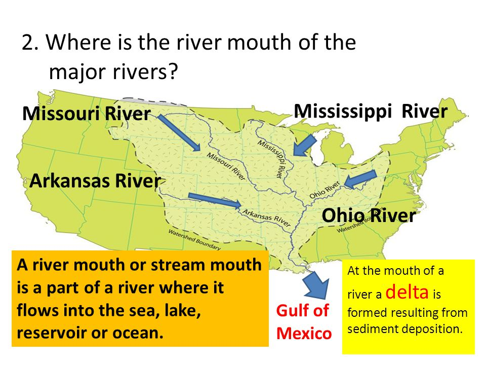 Major Rivers In The United States Eric Angat Teacher Ppt Download - 2 major rivers