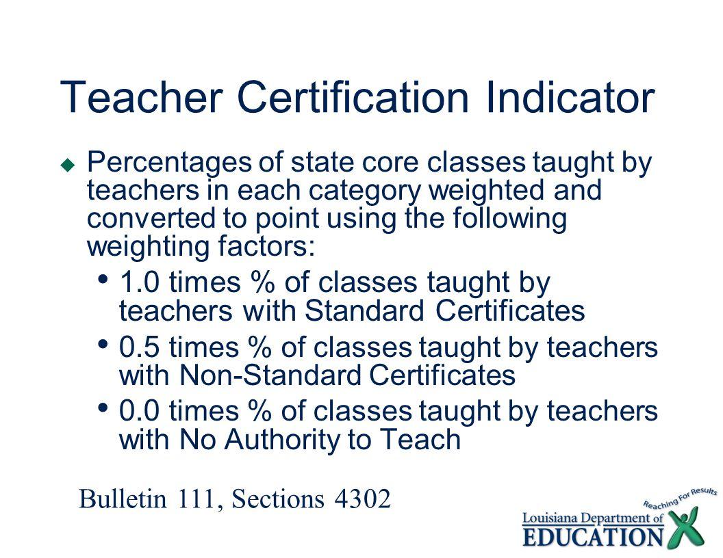 District accountability update may february ppt download 9 teacher certification 1betcityfo Images