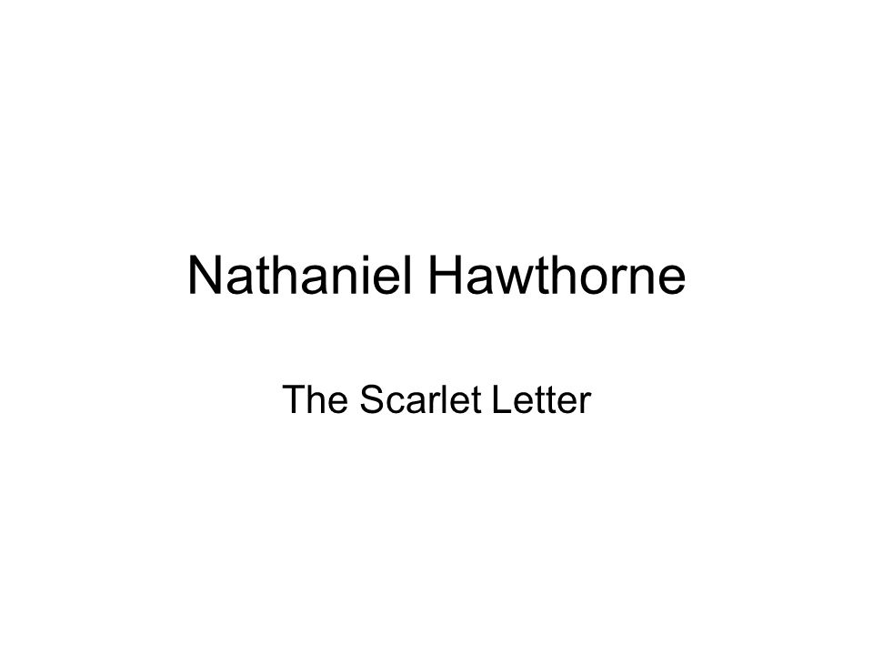 """the depiction of the puritans in nathaniel hawthornes the scarlet letter Thunderbolts, bouts of silence, lightning flashes in the sky and dim perceptions among the humans on the new england puritan earth mark jamie horton's vibrantly theatrical production of """"the scarlet letter"""" taming nathaniel hawthorne's mid-19th-century rhetoric without losing the essence of its depiction of the terrible solitudes of a society."""