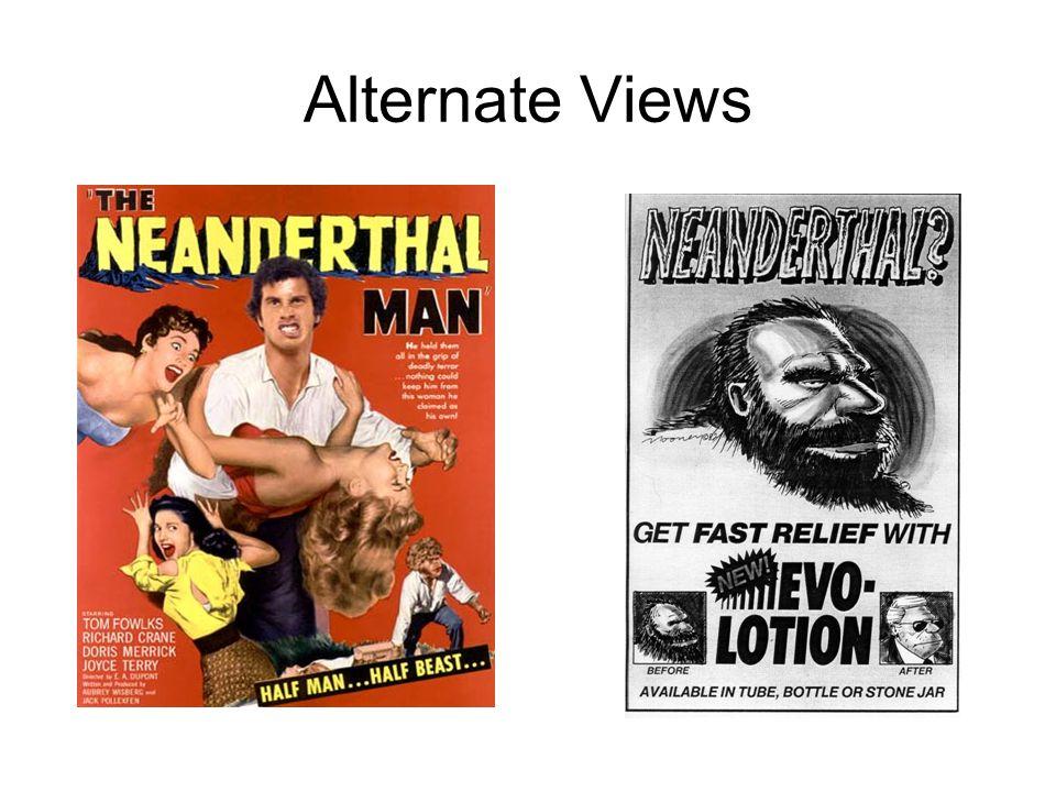 Alternate Views