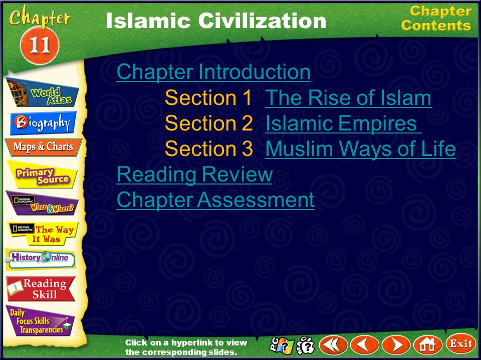 Click the mouse button or press the space bar to display the 2 click the mouse button or press the space bar to display the information chapter 11 islamic civilization chapter publicscrutiny Gallery