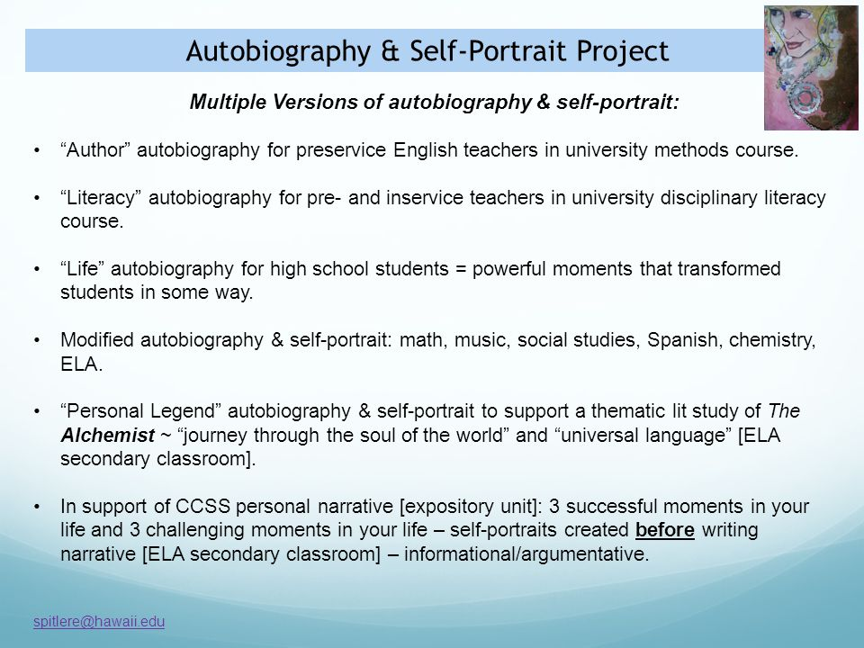 art as mediating tool for literacy identity transformation  21 autobiography