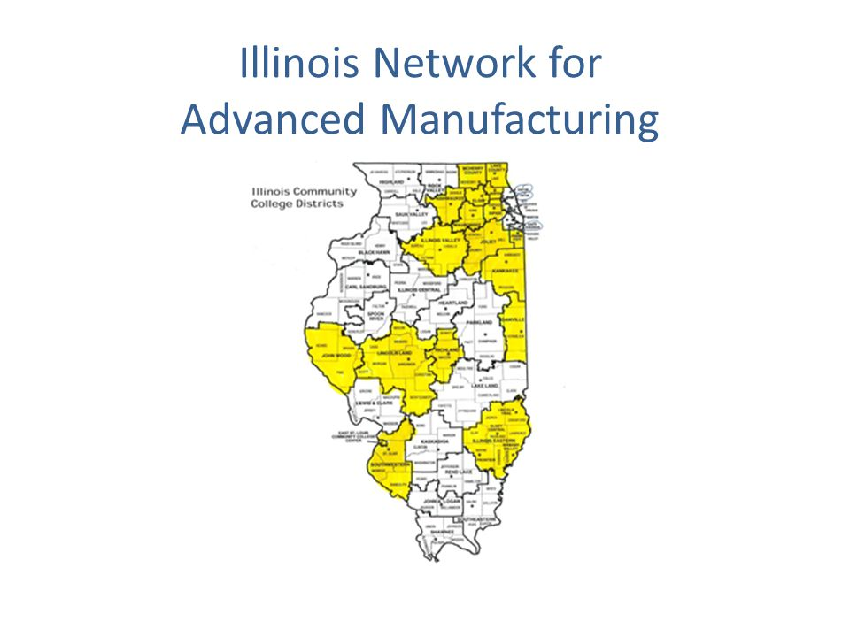 Illinois Network for Advanced Manufacturing