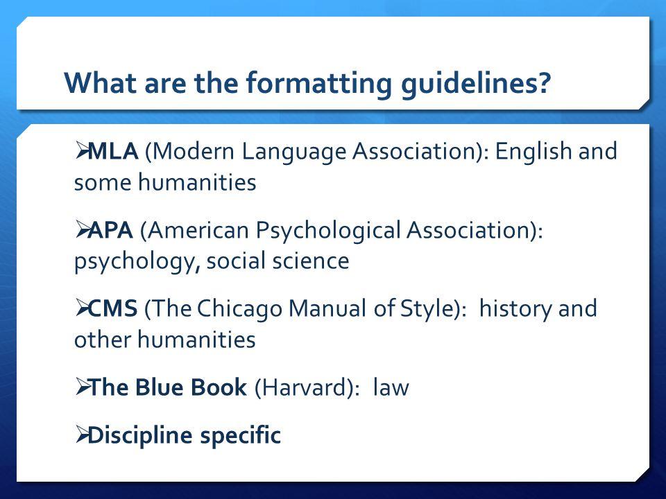 citation machine blue book