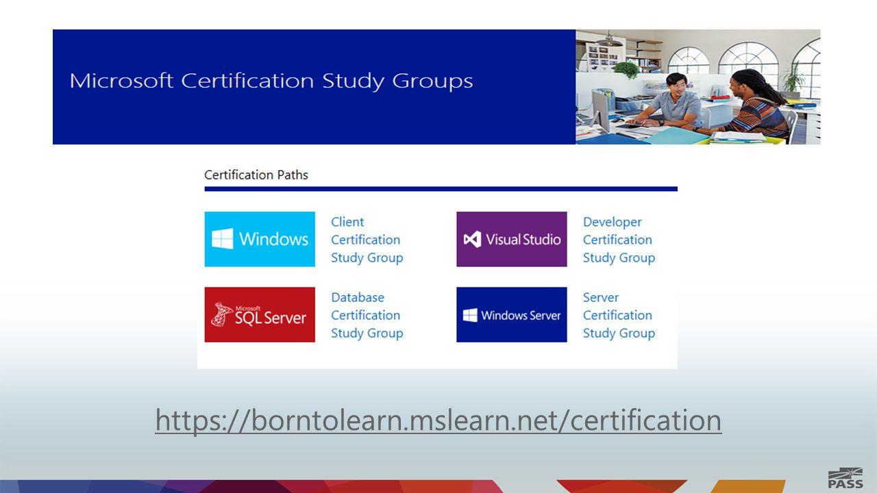 Sql server certification january 20 2015 john deardurff website 10 httpsborntolearnlearncertification xflitez Gallery