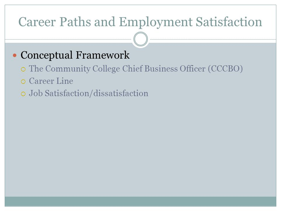 what is the conceptual framework of job satisfaction A proposed conceptual framework for rewards the study proposes a conceptual framework by he stated that intrinsic factors are related to job satisfaction.