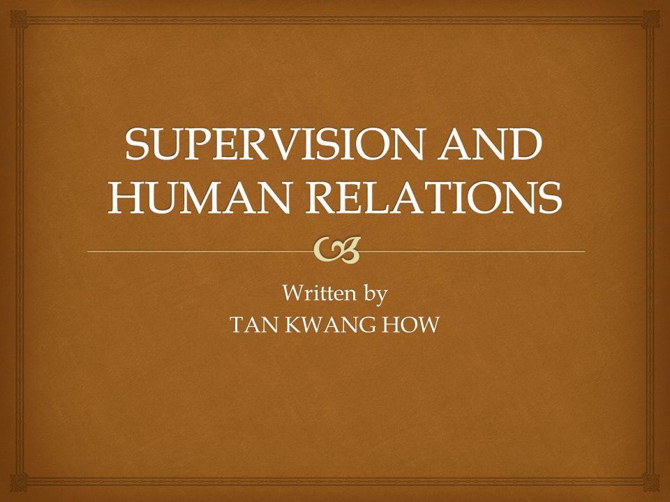 Written by TAN KWANG HOW