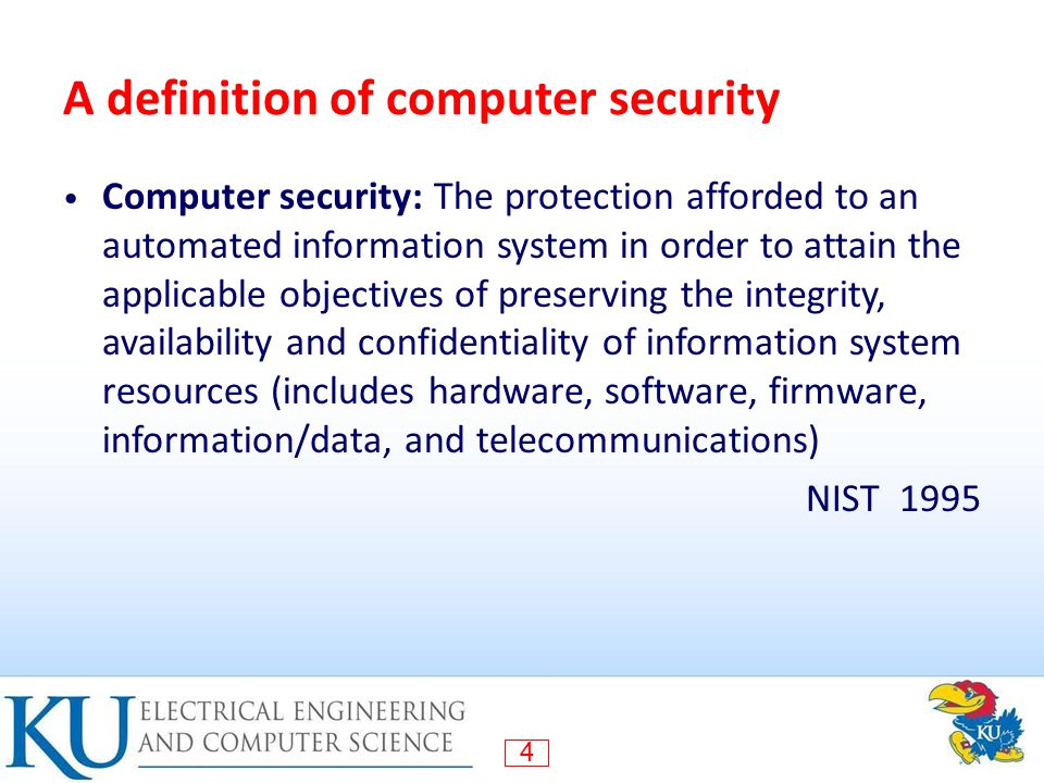information system security principles Principles of information security, 5th edition 1 threats and attacks information system depends on many principles of information security.