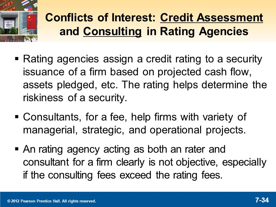 Conflict of Interest Quotes 7-34 Conflicts of Interest