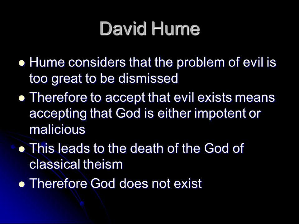 the problem of evil essay Explain The Problem of Evil - Essay