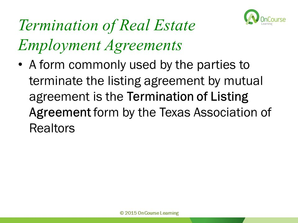 Beautiful Real Estate Employment Agreement Pictures - Best Resume