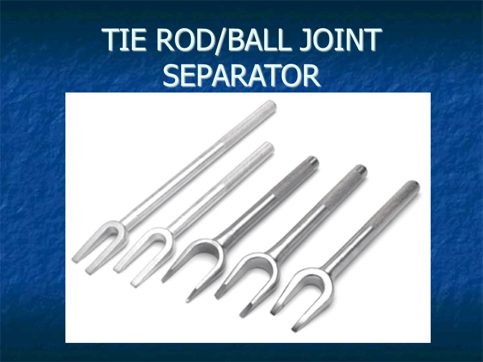 TIE ROD/BALL JOINT SEPARATOR