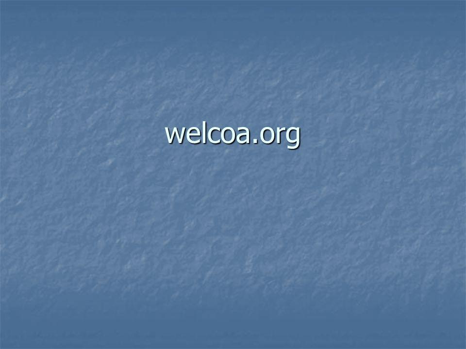welcoa.org