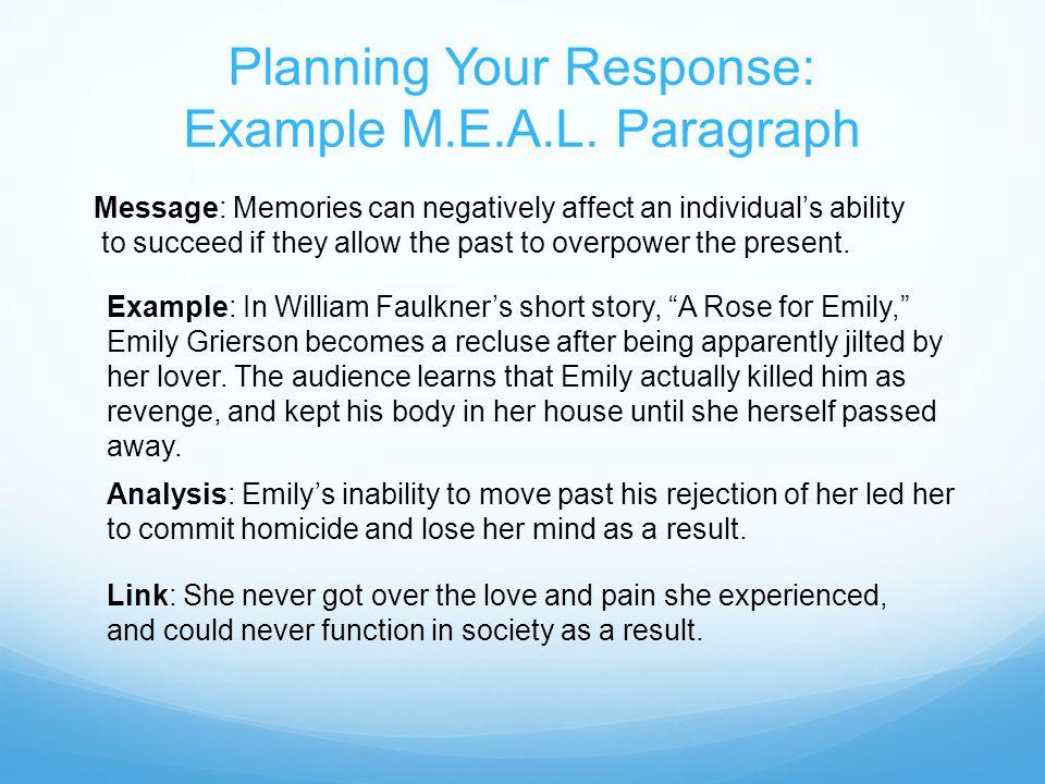 Example For Argumentative Essay