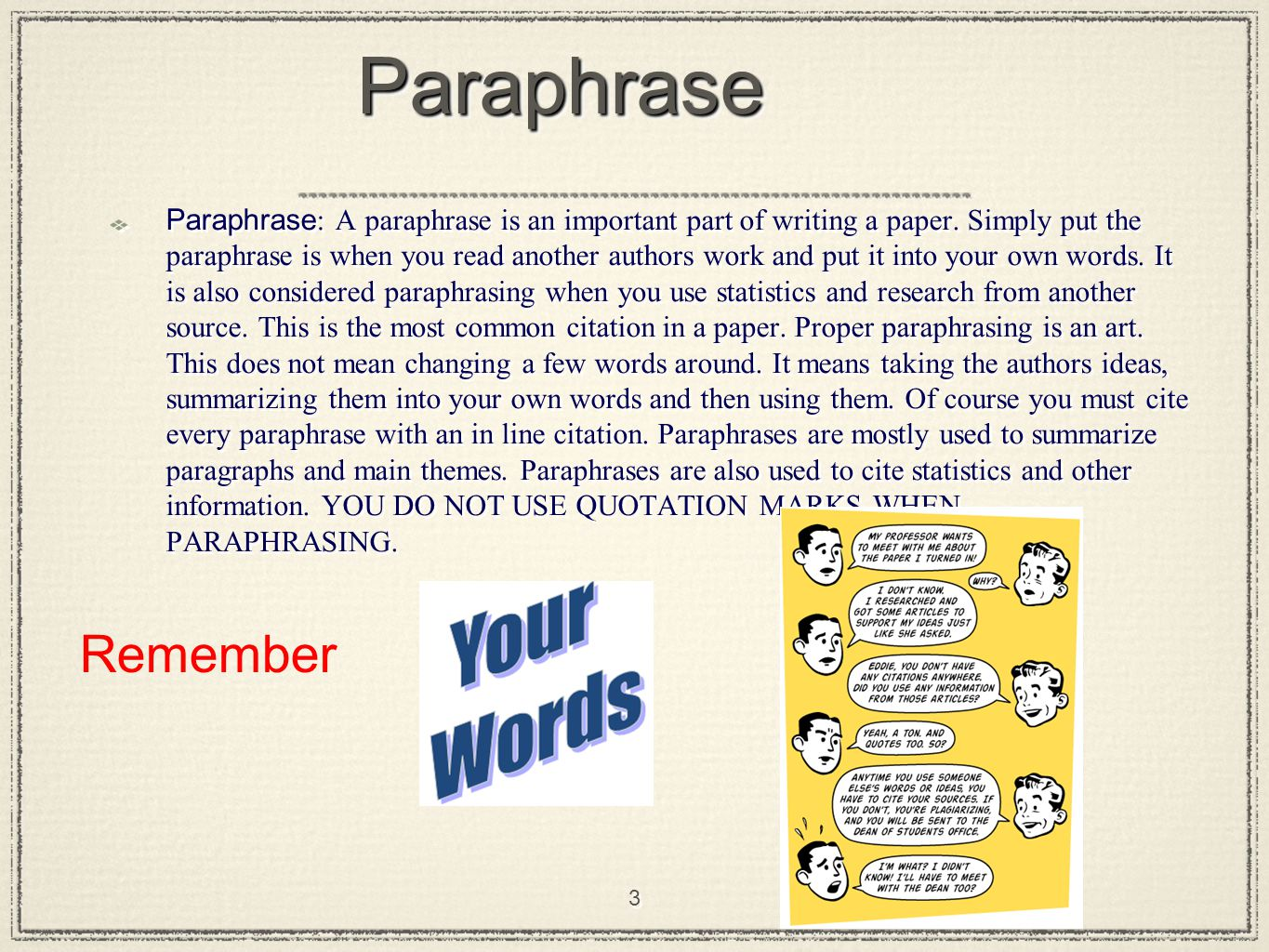 importance of paraphrasing com home instruction schools compiles search engine links and other homework help sites so users needn t go far to secure all their homework answers