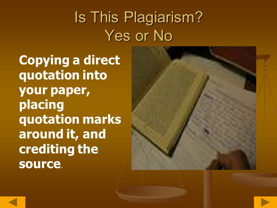 Plagiarism: what is it.