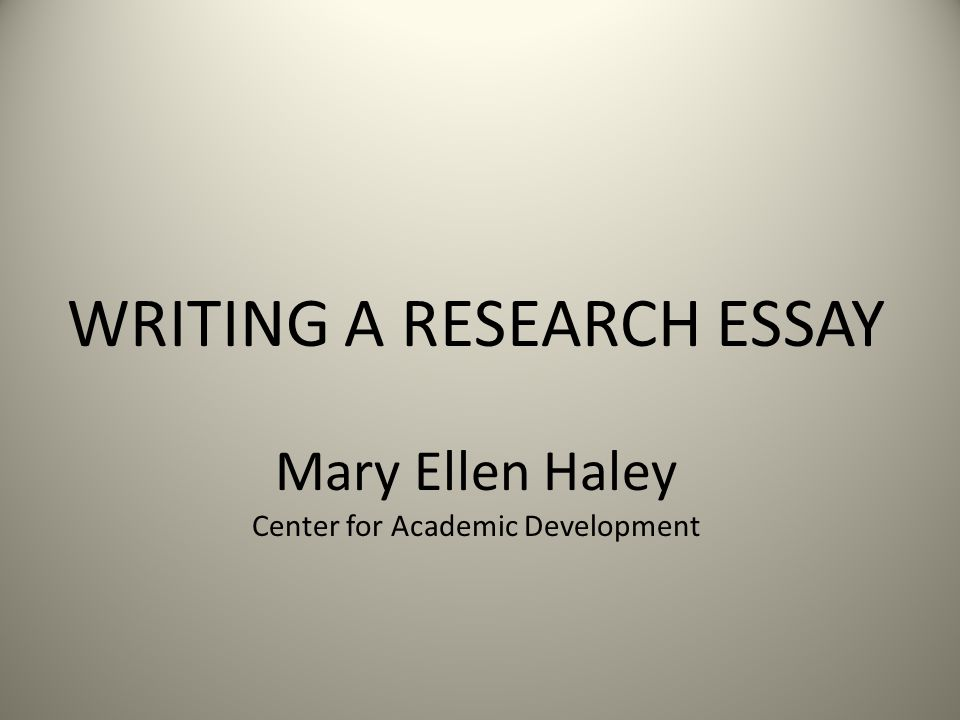 write academic research essay 5 writing an academic essay 12 gather your information by research and reading gathering information through interview, questionnaire, survey or laboratory experi-.