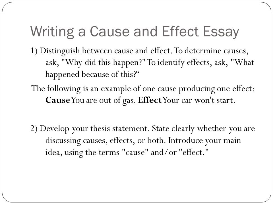 Beau If You Teach Or Write Paragraph Essays Stop It The White A Good Thesis  Statement For