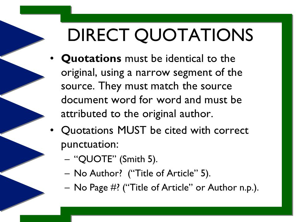 quoting summarizing and paraphrasing a source Always remember to cite the source s you are using after summarizing, quoting, or paraphrasing one of their ideas —the rules for citation are style-specific (such as mla, apa, or chicago.