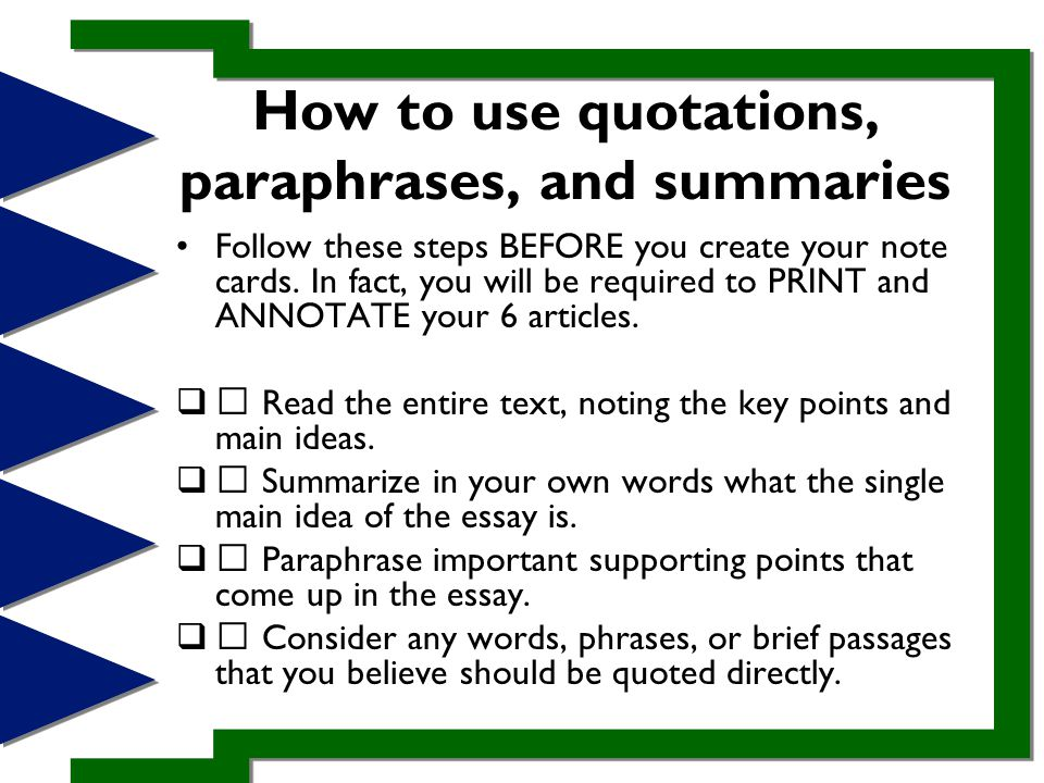importance of annotating and paraphrasing What is text annotation paraphrasing, marking and noting (through annotation) the most important, useful and interesting items for future use.