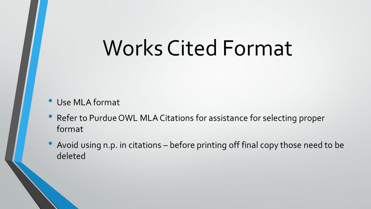 mla citation of a documentary