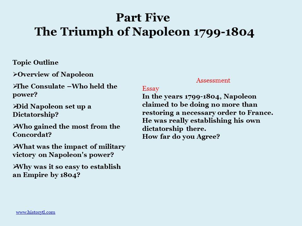 "napoleon essay was napoleon an enlightened Essay contest ""napoleon bonaparte research paper example napoleon bonaparte: an enlightened despot born on august 15, 1769 in corsica."