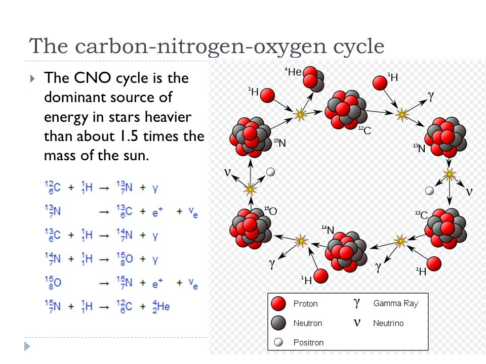 stellar nucleosynthesis carbon