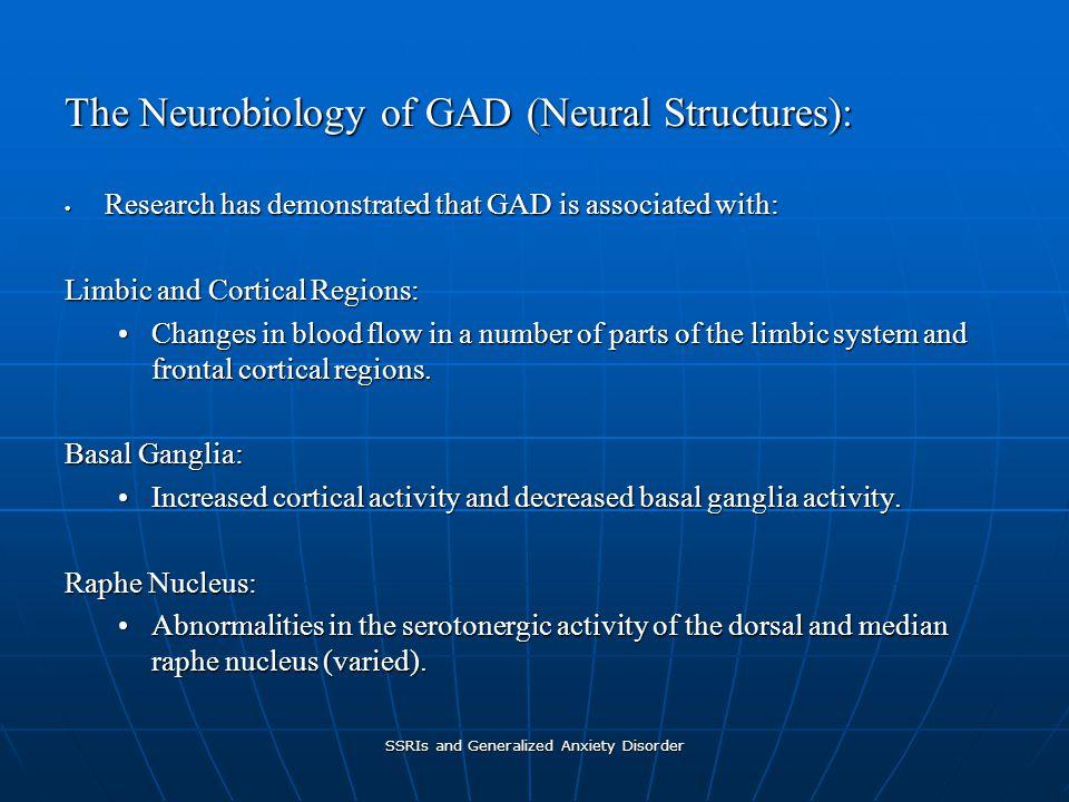generalized anxiety case study