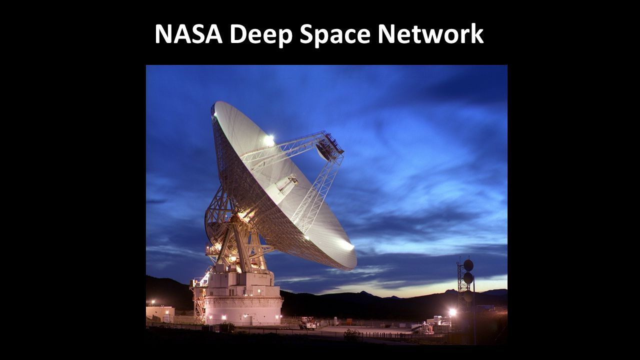 nasa deep space network. deep space network the challenge, Presentation templates