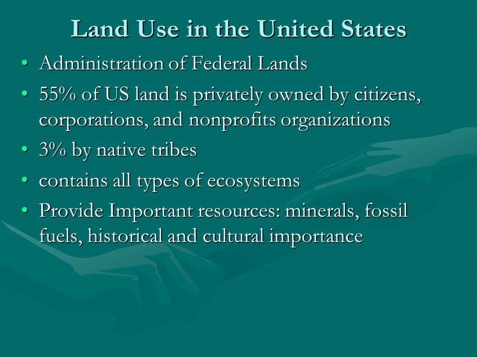 Land Use World Land UseWorld Land Use