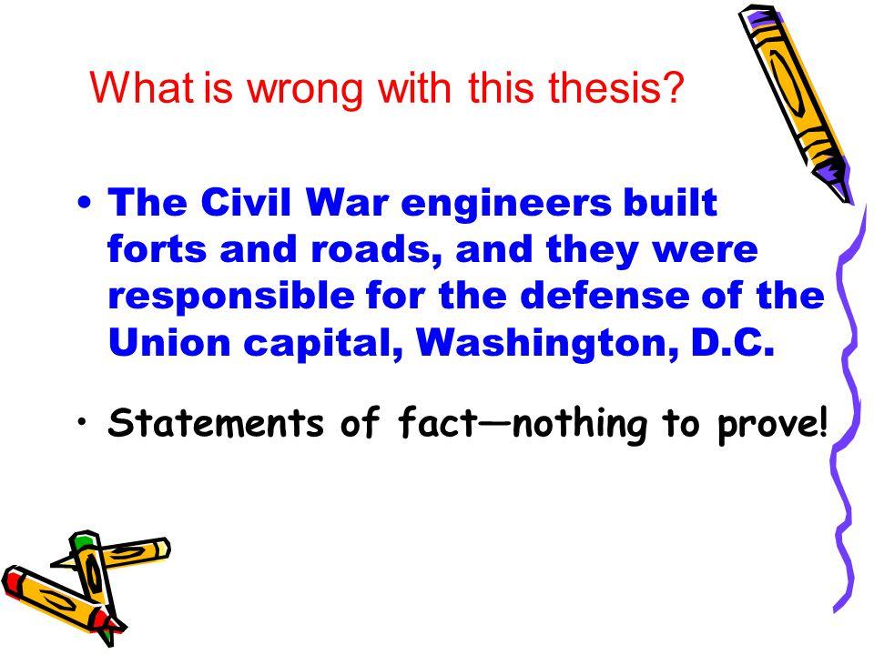 civil thesis
