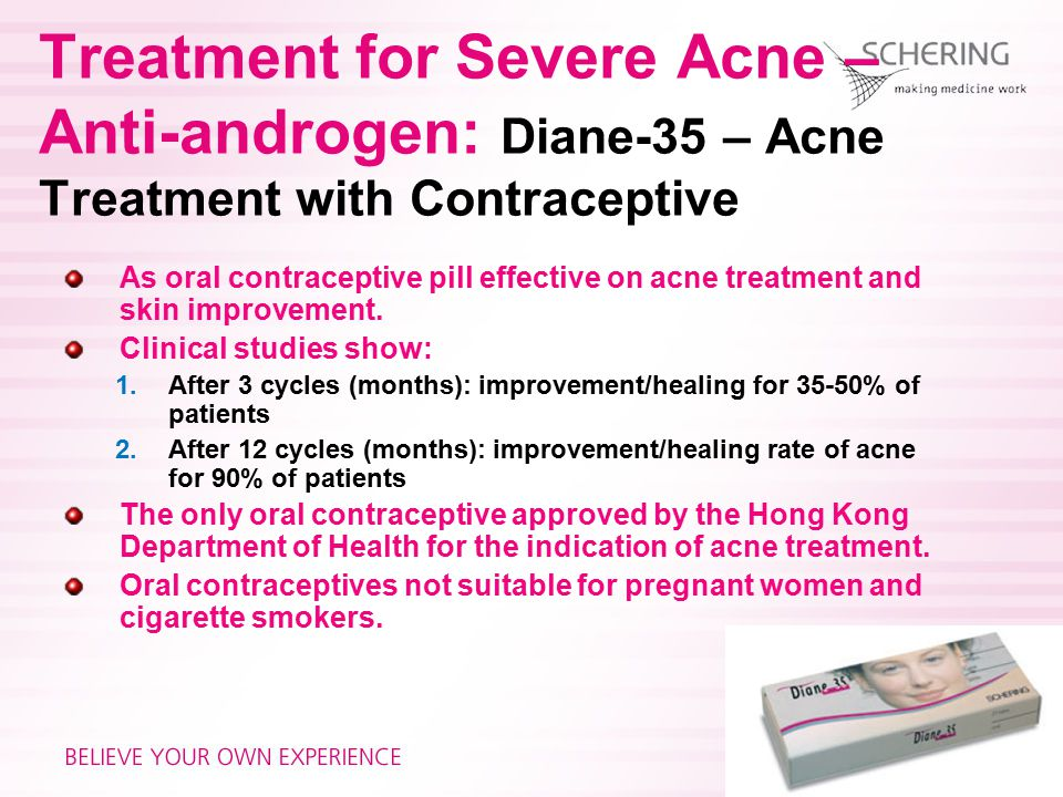 side effects contraceptive oral pilll diane