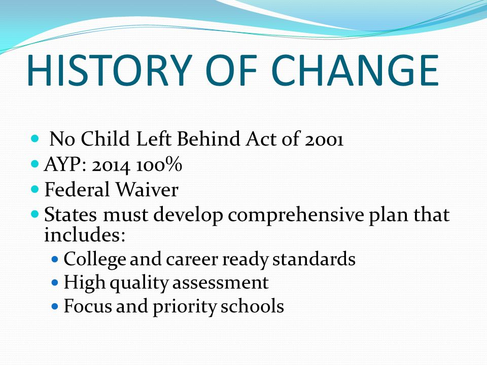 "analysis of no child left behind Rhetorical analysis of ""evaluating 'no child left behind'"" when reading the 2007 article by education expert linda darling- hammond called ""evaluating 'no child left behind'"", darling- hammond goes into depth and criticizes just how much the no child left behind act (nclb) accomplished in five years."