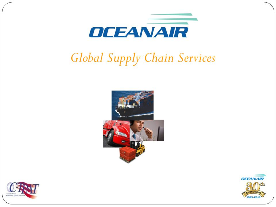 Global Supply Chain Services