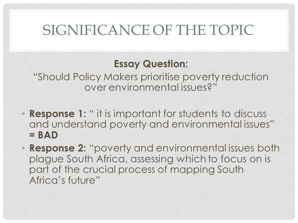 emotional poverty essay To conclude, the main effects of growing up in poverty are poor health, a high risk for teen pregnancy, and the lack of an education highlighting this issue in expository essays like this one is a critical step to increasing public awareness of the real-world effects of poverty.