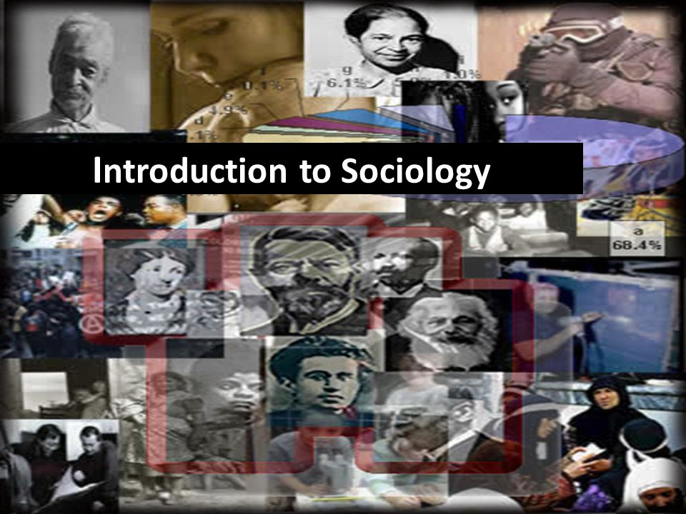 I ntroduction to Sociology