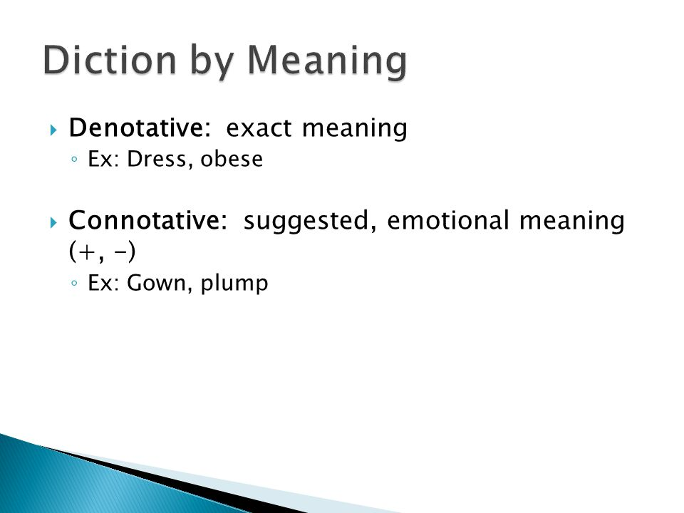 connotative meaning denotative meaning Definition of denotative meaning in the legal dictionary - by free online english dictionary and encyclopedia what is denotative meaning meaning of denotative meaning as a legal term.