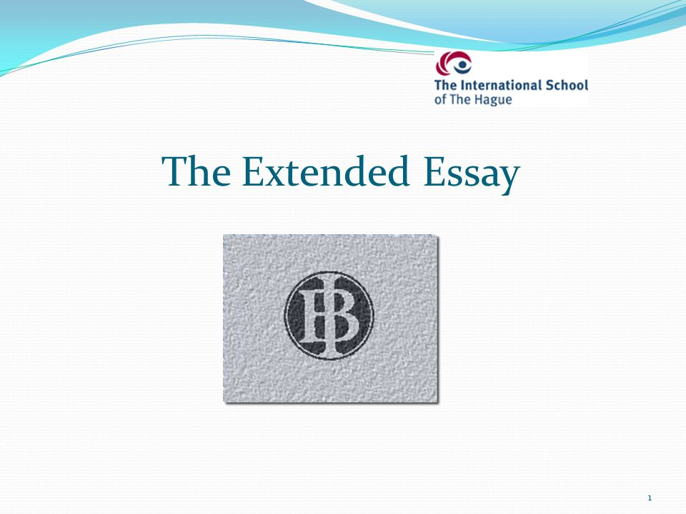 What are some really good IB extended essay topics?