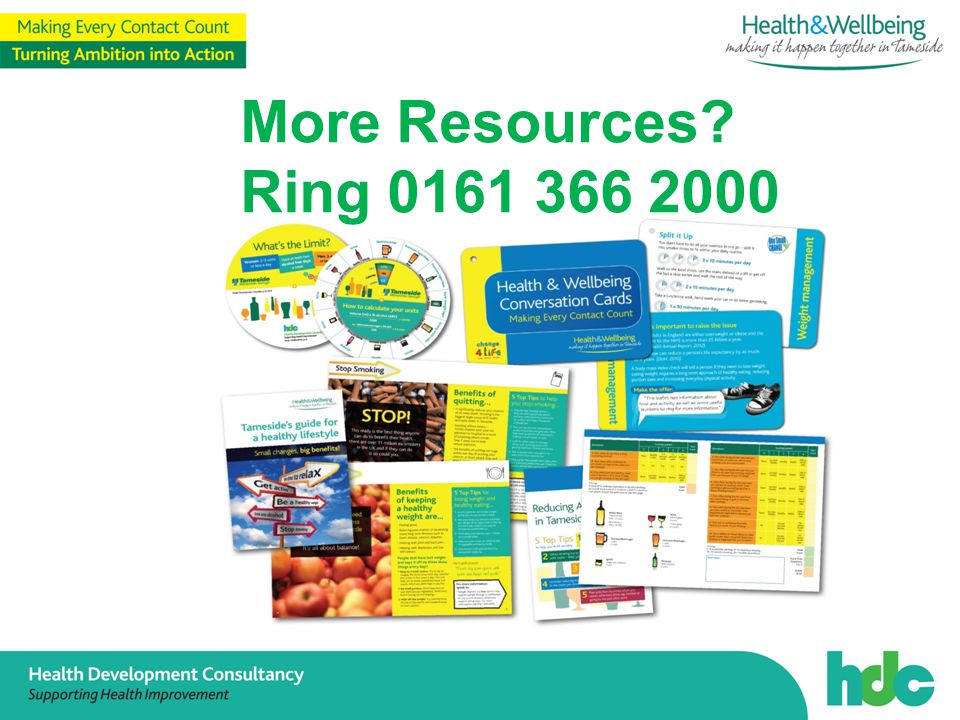 More Resources Ring