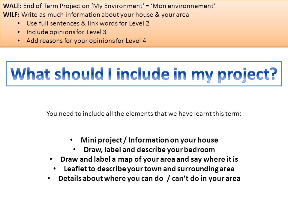 the format of your project is entirely up to you it can be a  2 you
