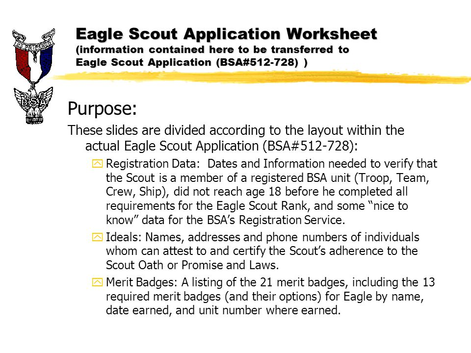 Printables Eagle Scout Requirements Worksheet worksheet eagle scout kerriwaller printables requirements intrepidpath orange county council advancement mittee 1 life to for