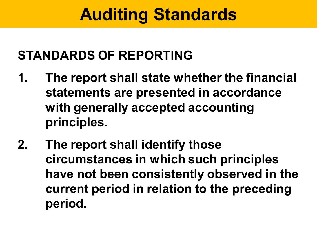 auditors reports and circumstances Auditors reports are important to users of financial statements because they from acct 470 at franklin.
