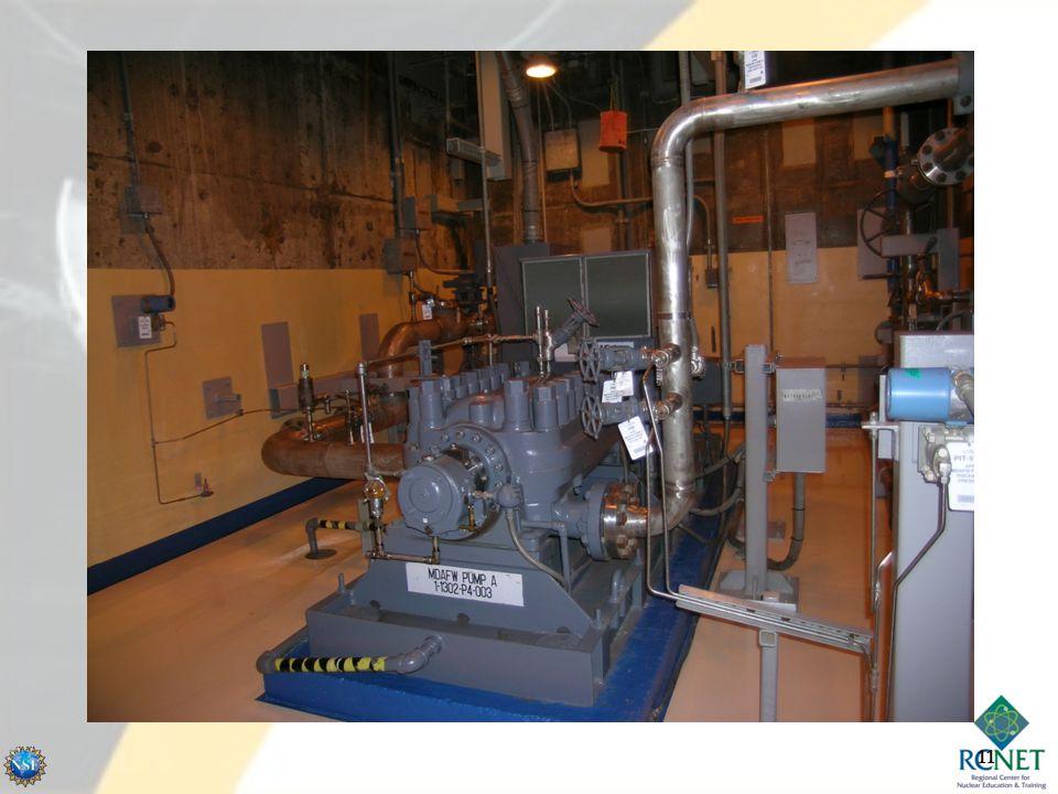Motor Driven AFW Pump 11