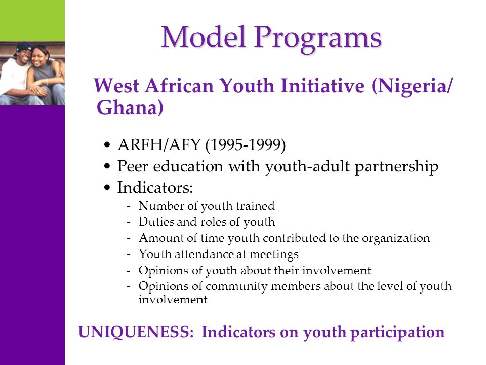 Youth Adult Partnership